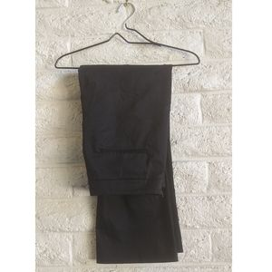 Frame Denim Pants & Jumpsuits - Frame high waist flared capri trousers black pants